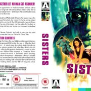Sisters (1973) R2 Blu-Ray Cover & Label