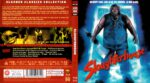 Slaughterhouse (1987) R2 Blu-Ray Cover & Label