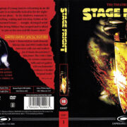 Stage Fright (1987) R2 Blu-Ray Cover & Label