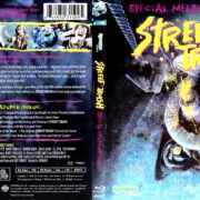 Street Trash (1987) R1 Blu-Ray Cover & Label