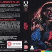 The Beast Within (1982) R2 Blu-Ray Cover & Label