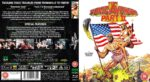 The Toxic Avenger 2 (1989) R2 Blu-Ray Cover & Label