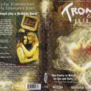 Tromeo & Juliet (1996) R1 Blu-Ray Cover & Label