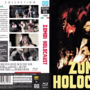 Zombi Holocaust (1980) R2 Blu-Ray Cover & Label