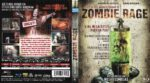 Zombie Rage – The Rage (2007) R2 German Blu-Ray Cover & Label