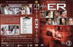 ER – Season 3 (1997) R1 Custom Cover & labels