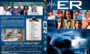 ER - Season 4 (1998) R1 Custom Cover & labels