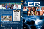 ER – Season 4 (1998) R1 Custom Cover & labels