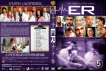 ER – Season 5 (1999) R1 Custom Cover & labels
