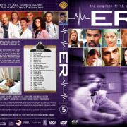 ER – Season 5 (1999) R1 Custom Cover & labels