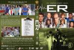 ER – Season 8 (2002) R1 Custom Cover & labels