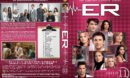 ER - Season 11 (2005) R1 Custom Cover & labels