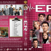 ER – Season 11 (2005) R1 Custom Cover & labels