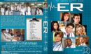 ER - Season 12 (2006) R1 Custom Cover & labels