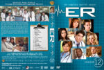 ER – Season 12 (2006) R1 Custom Cover & labels