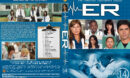 ER - Season 14 (2008) R1 Custom Cover & labels