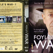 Foyle's War - Series 1 (2002) R1 Custom Cover & labels