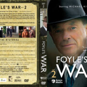 Foyle's War - Series 2 (2003) R1 Custom Cover & labels