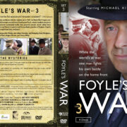 Foyle's War - Series 3 (2004) R1 Custom Cover & labels