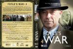 Foyle's War – Series 4 (2007) R1 Custom Cover & labels