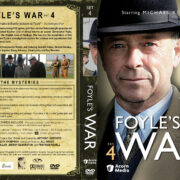 Foyle's War – Series 4 (2007) R1 Custom Cover & labels