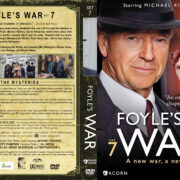 Foyle's War – Series 7 (2013) R1 Custom Cover & labels