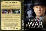 Foyle's War – Series 8 (2015) R1 Custom Cover & labels