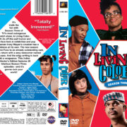 In Living Color – Season 3 (1992) R1 Custom Cover & labels