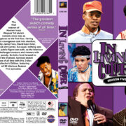 In Living Color – Season 5 (1994) R1 Custom Cover & labels