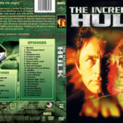 The Incredible Hulk - Season 2 (1979) R1 Custom Cover