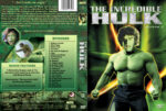 The Incredible Hulk – Season 3 (1980) R1 Custom Cover