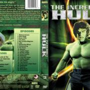 The Incredible Hulk – Season 3 (1980) R1 Custom Cover