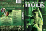 The Incredible Hulk – Season 4 (1981) R1 Custom Cover