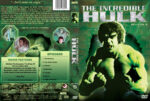 The Incredible Hulk – Season 5 (1982) R1 Custom Cover