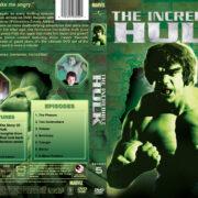 The Incredible Hulk – Season 5 (1982) R1 Custom Cover
