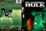 The Incredible Hulk (part of a spanning spine set) – Season 1 (1978) R1 Custom Cover