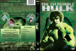 The Incredible Hulk (part of a spanning spine set) – Season 5 (1982) R1 Custom Cover