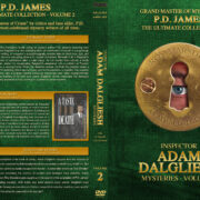 Inspector Adam Dalgliesh Mysteries – Volume 2 (1985-1991) R1 Custom Cover & labels