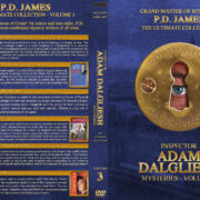 Inspector Adam Dalgliesh Mysteries – Volume 3 (1993-2005) R1 Custom Cover & Labels