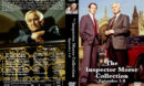 The Inspector Morse Collection - Episodes 1-8 (2000) R1 Custom Cover & labels