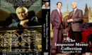 The Inspector Morse Collection - Episodes 9-16 (2000) R1 Custom Cover & labels