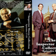 The Inspector Morse Collection – Episodes 17-24 (2000) R1 Custom Cover & labels