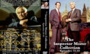 The Inspector Morse Collection - Episodes 25-33 (2000) R1 Custom Cover & labels