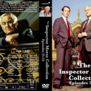 The Inspector Morse Collection – Episodes 25-33 (2000) R1 Custom Cover & labels