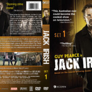 Jack Irish - Series 1 (2012) R1 Custom Cover & label
