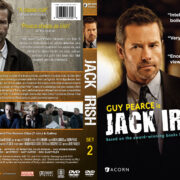 Jack Irish – Series 2 (2014) R1 Custom Cover & label