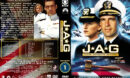 JAG: Judge Advocate General - Season 1 (1996) R1 Custom Cover & labels