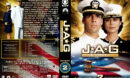JAG: Judge Advocate General - Season 2 (1997) R1 Custom Cover & labels