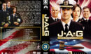 JAG: Judge Advocate General - Season 3 (1998) R1 Custom Cover & labels