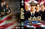 JAG: Judge Advocate General – Season 3 (1998) R1 Custom Cover & labels